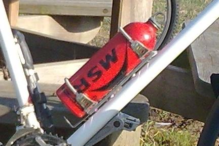 Bike Buddy Bottle Carrier